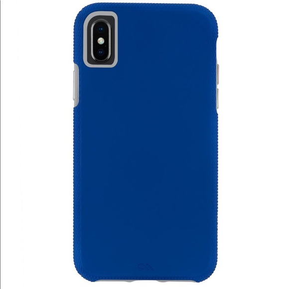 case-mate Other - CASE-MATE IPHONE Xs MAX CASE BLUE NWOT